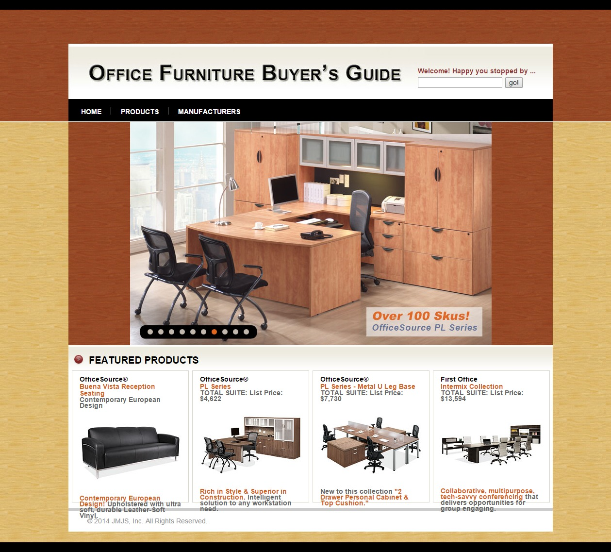 Office Furniture Buyer's Guide